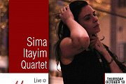 Sima Itayem Quartet @Bloom