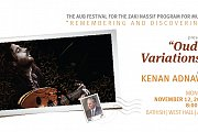 """Oud's Variations"" with Kenan Adnawi"