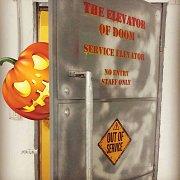 The spooky escape