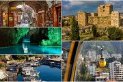 Jeita Grotto - Harissa - Byblos with Zingy Ride