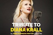 Tribute to Diana Krall by Anna Kudinova-Mattar /Jazz Trio
