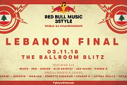 Red Bull Music 3style Lebanon Finals