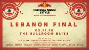 Red Bull Music 3style Lebanon Finals