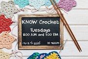 KNOW Crochet