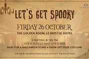 Let's Get Spooky at Le Bristol