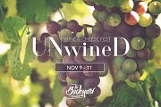 Unwined - Wine & Cheese Fest 2018