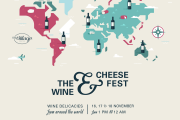 The Wine & Cheese Fest 2018