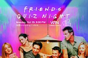 Friends Quiz Night