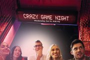 Crazy Game Night