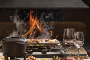 Fondue Dinner at Intercontinental Mzaar Lebanon Mountain Resort and Spa