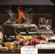 Fondue Dinner at Intercontinental Mzaar Lebanon Mountain Resort and Spa