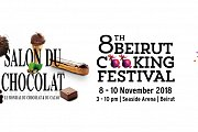 5ème Edition Salon Du Chocolat Beirut | 8th Beirut Cooking Festival