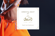 Oriental Night Every Saturday at Al-Sabil