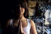 Hatha Yoga classes with Maya Fayad