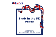 Study in the UK Exhibition
