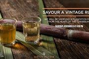 Savour a Vintage Rum