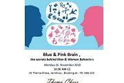 Blue & Pink Brain, the Secrets Behind Men & Women Differences