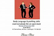 Body language & profiling skills