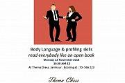 Body language & profiling skills