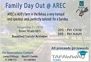 Family Day out @ AREC (AUB Farm)