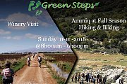 AMMIQ – Fall Season Edition : Hiking, Biking & Wine Tasting with GREEN STEPS