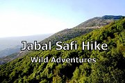Jabal Safi Hike ( New Trail ) with Wild Adventures