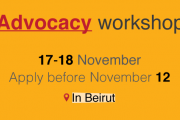 Advocacy Workshop in Beirut