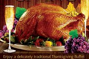 Thanksgiving Lunch at Four Points by Sheraton
