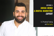 Digital Marketing A-Z Training in Lebanon - Weekend Program