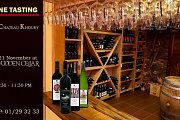 Chateau Khoury Wine Tasting @ The Wooden Cellar