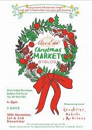 Alice Edde Christmas Market