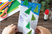 Kids and Teens Christmas Card Workshop