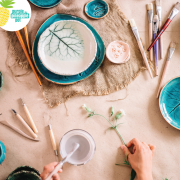 Ceramic Workshop at Le Lilas Flower Lounge