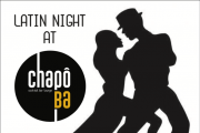 Latin Night at Chapô Ba!