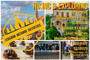 Hiking & Expoliring Beit Chabab with Lebanon Outdoor Activities