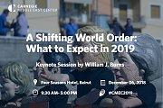 A Shifting World Order: What to Expect in 2019