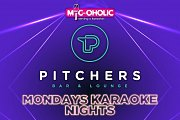 Mondays Karaoke Nights at Pitchers