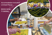 Serigraphy Workshop Getaway at Les Ateliers de Tyr