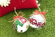 Personalize Your Christmas Ornaments