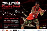 Zumbathon Charity Event for Christmas