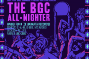 The BGC All-Nighter starring Habibi Funk