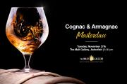 Cognac and Armagnac Masterclass