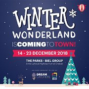 Winter Wonderland Beirut 2018
