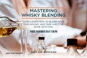 Mastering Whisky Blending