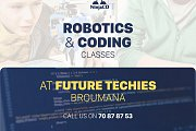 Robotics and Coding Classes