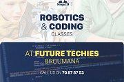 Robotics and Coding Classes