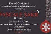 Christmas Concert 2018 featuring Pascale Sakr