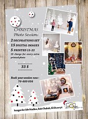 St Barbara & Christmas Photo Sessions - Images for Life Studios