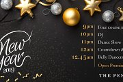 New Year's Eve at The Peninsula 2019!