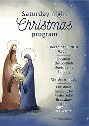 Christmas Program 2018